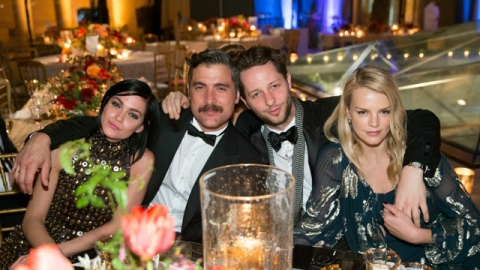 Recreate the Incredible Party Decor From the Fine Arts Museum of San Francisco's Mid-Winter Gala | StyleCaster