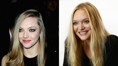 Amanda Seyfried + Gemma Ward: Twins? | StyleCaster
