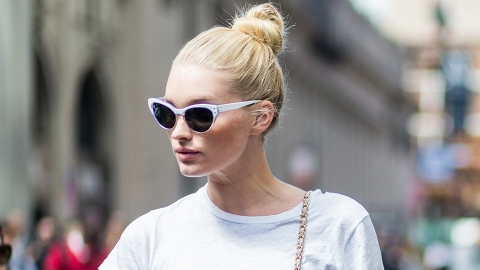 Here's How to Get the Perfect Ballerina Bun   StyleCaster