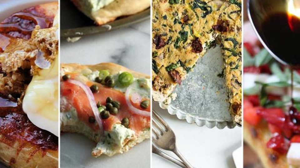 One Dozen Grade-A Brunch Ideas for People Who Hate Eggs | StyleCaster
