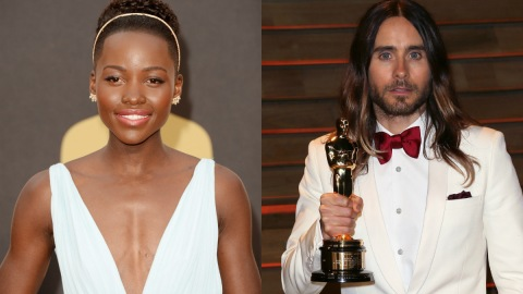 Jared and Lupita: More Dating Buzz | StyleCaster