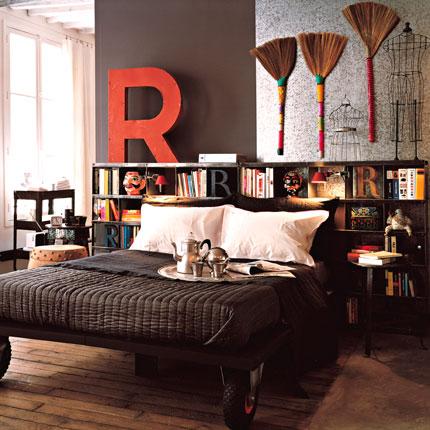 cool headboard ideas 016 10 DIY Headboard Ideas to Spruce Up Any Bedroom