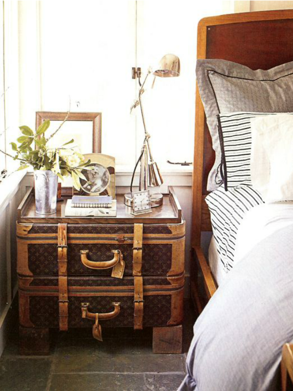 d3ac6927f72dbf75363909b508174351 7 Genius Things To Use as a Bedside Table
