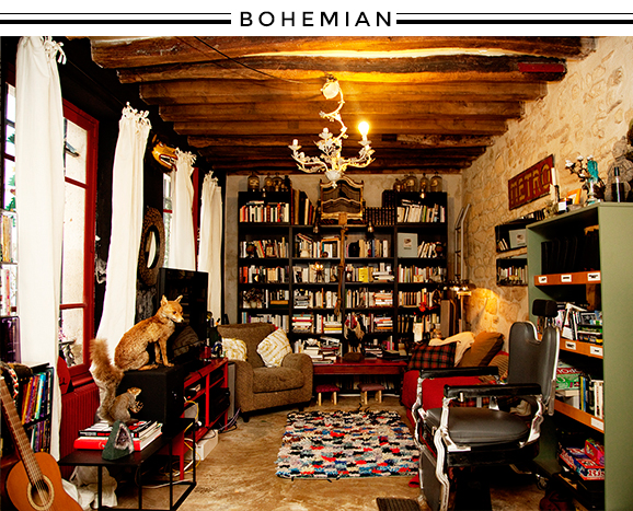 Decorating-Personality_Bohemian