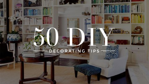 50 DIY Decorating Tips to Revamp Your Home | StyleCaster