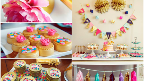 How To Throw a Pinterest-Worthy Party | StyleCaster