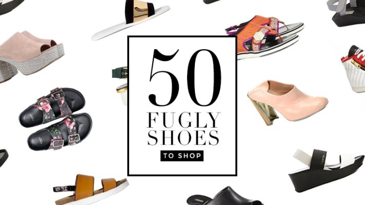 50 Fugly Shoes for Spring