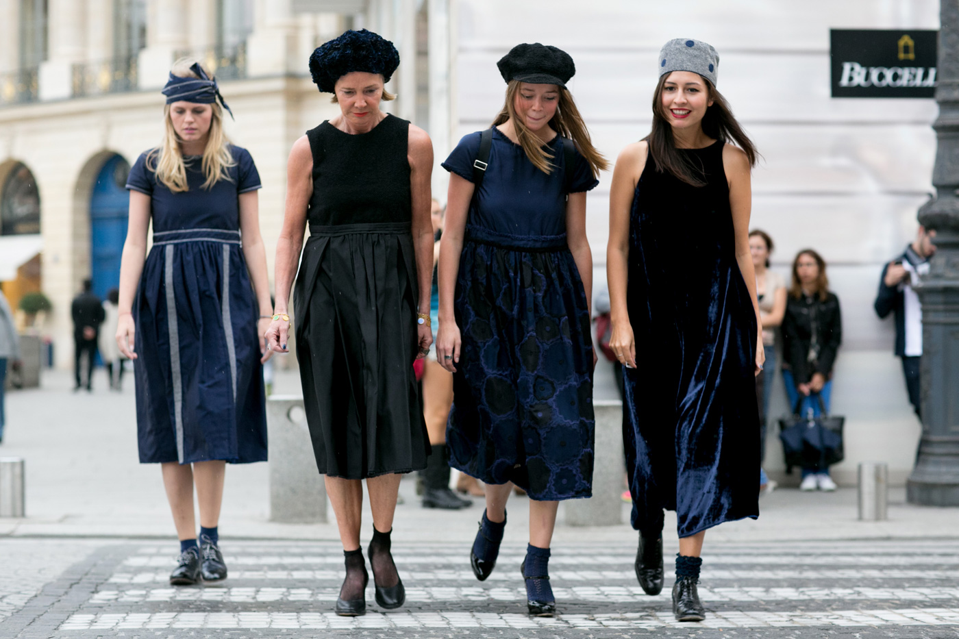 hats 15 Signs Youll Never End Up on a Street Style Blog