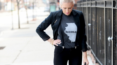 Found: Ultra-Soft 'Home' Tees | StyleCaster