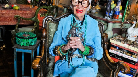 Iris Apfel On How To Develop Your Own Decorating Style | StyleCaster