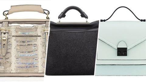 The Box Satchel: Spring's 'It' Shape | StyleCaster