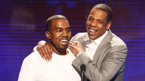 Jay Z + Kanye: Reuniting at SXSW | StyleCaster