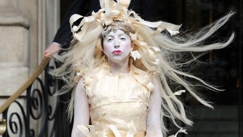 Lady Gaga's Gross SXSW Stunt | StyleCaster