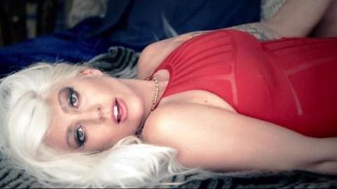 We Found Gaga's Exact G.U.Y. Swimsuit | StyleCaster