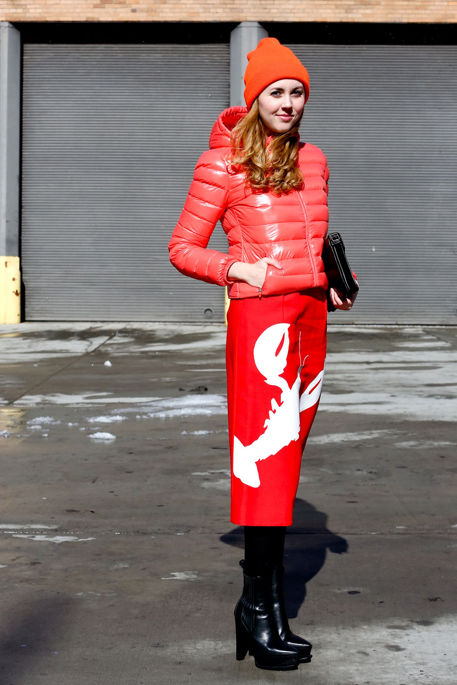 lobster 15 Signs Youll Never End Up on a Street Style Blog