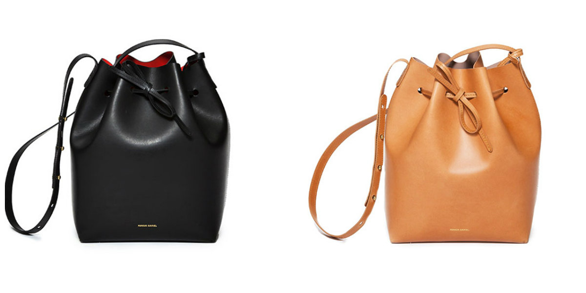 mansur gavriel Mansur Gavriel: Why a Simple Bucket Bag Became Fashions Most Wanted Piece
