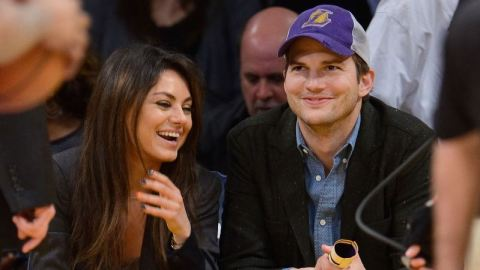 Mila Kunis and Ashton Kutcher are Married | StyleCaster
