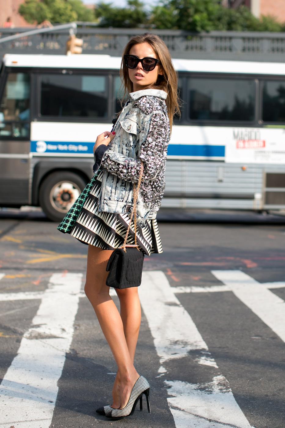New York str RS14 5832
