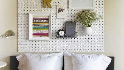 10 DIY Headboard Ideas | StyleCaster