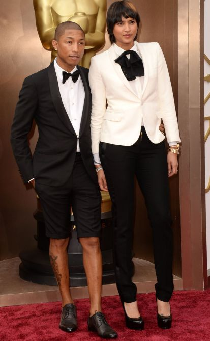 Pharrell Williams shorts