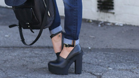 23 Easy Ways to Rock Platform Shoes | StyleCaster
