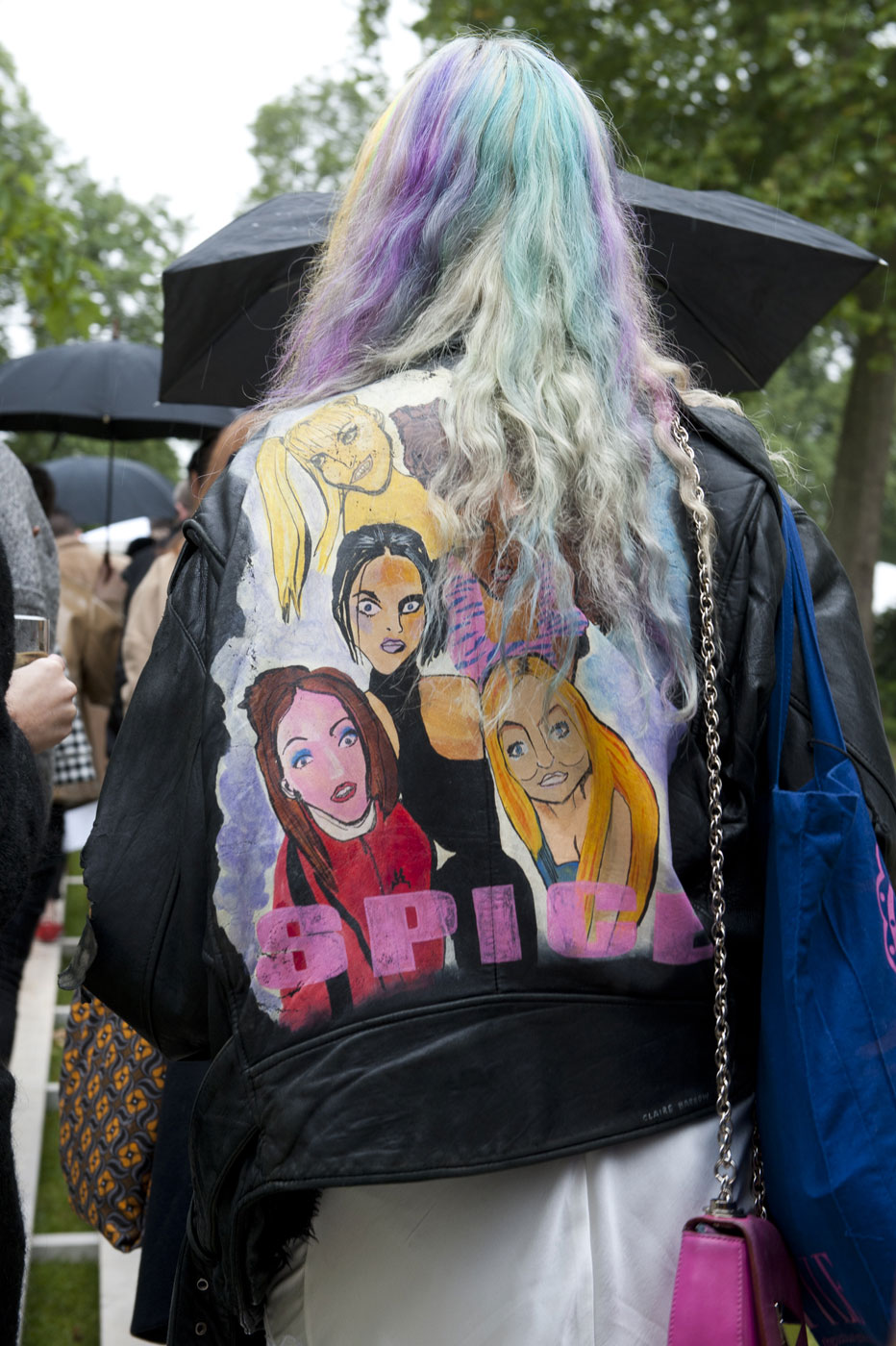spicegirls 15 Signs Youll Never End Up on a Street Style Blog