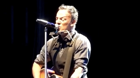 Springsteen Covers Lorde! | StyleCaster