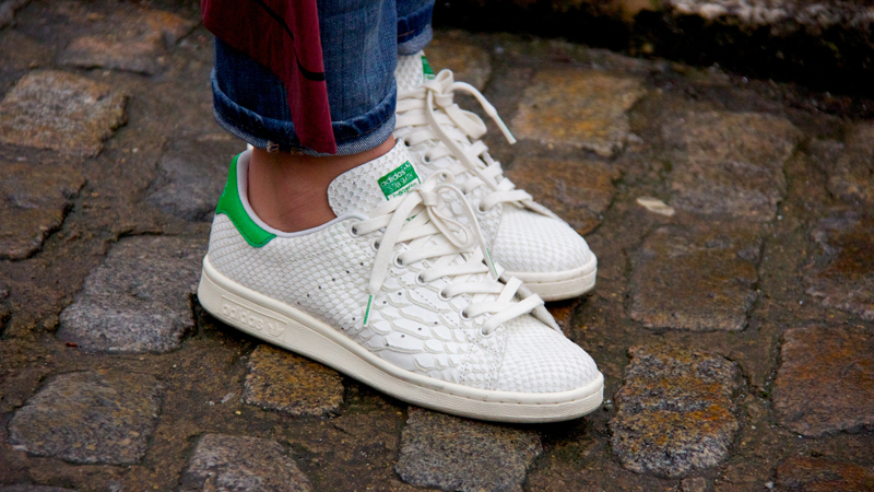 stan smith python How Stan Smiths Sneakers Became Fashions Hottest Trend