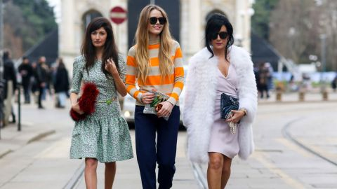 15 Signs You're Not Street Style Bait | StyleCaster