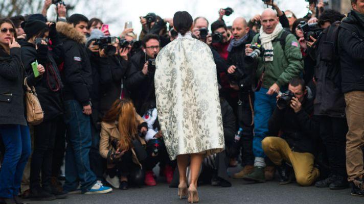 Street Style from Paris! Rihanna, Miroslava Duma, More Close Out Fashion Month