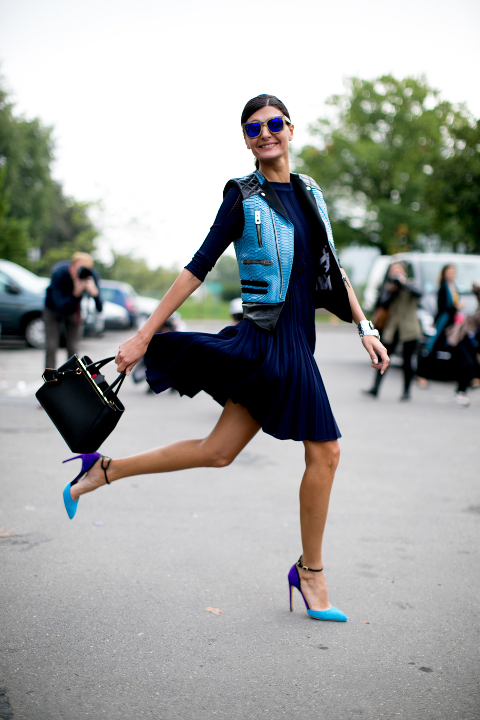 street 15 Signs Youll Never End Up on a Street Style Blog