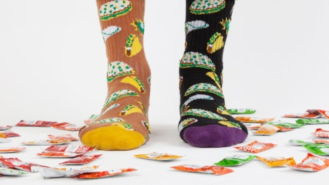Taco Bell Is Going to Sell Socks?!   StyleCaster