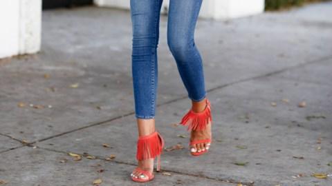 20 New Ways to Wear Denim Skinnies | StyleCaster