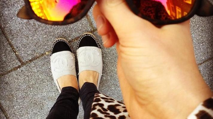 70 Rad #FromWhereIStand Photos on Instagram (Also Known as Shoe Selfies)