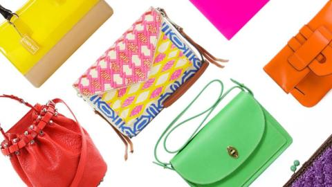25 Candy-Colored Bags for Spring | StyleCaster