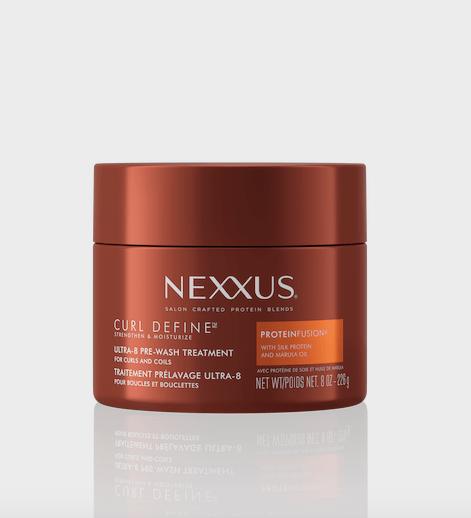 Nexxus Curl Define Ultra-8 Pre-Wash Treatment