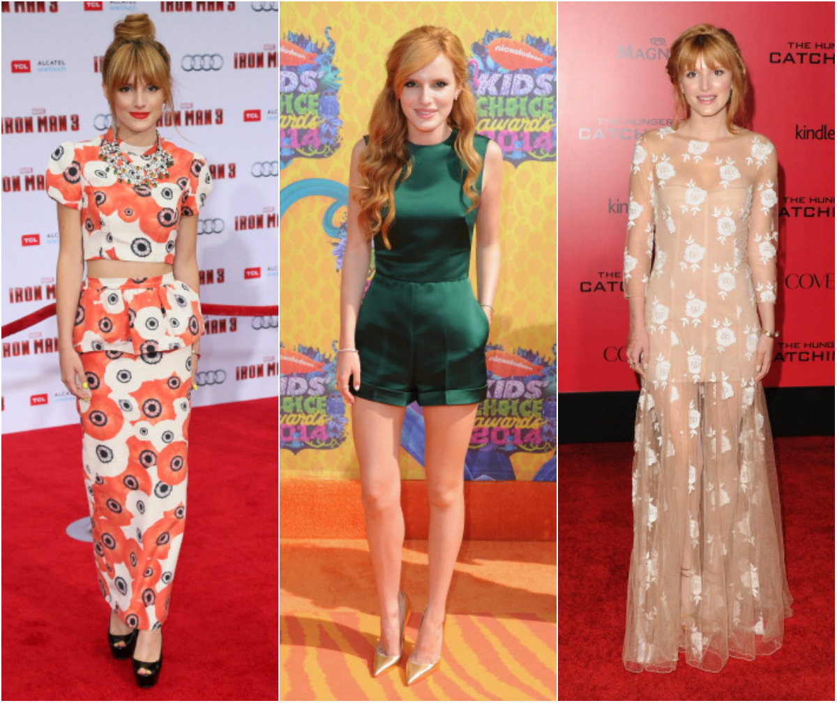 bella thorne outfits Why a New Breed of Teen Stars are Important to the Fashion Industry