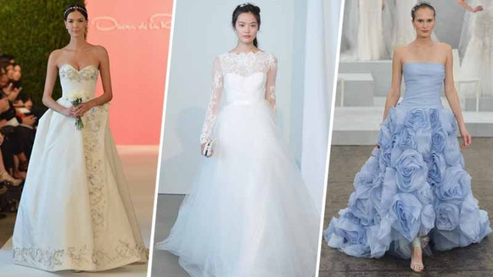 Best of Bridal Fashion Week: 25 Wedding Gowns From Marchesa, Vera Wang, and More