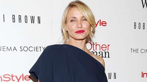 Cameron Diaz Has Slept With Women | StyleCaster