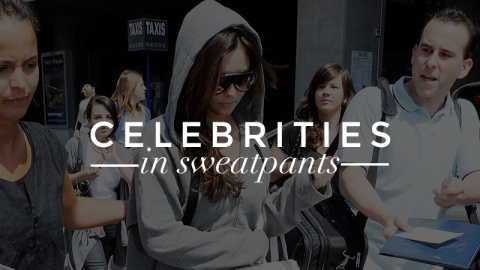 Celebrities in Sweats: Second Edition | StyleCaster