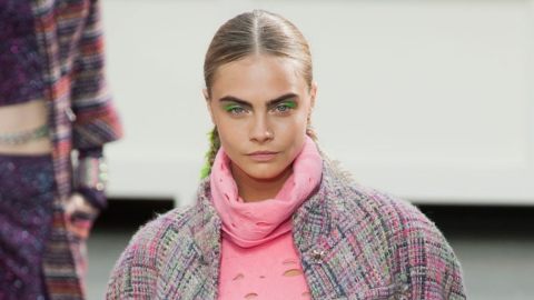 Cara Delevingne's New Role | StyleCaster