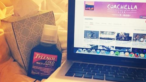 Coachella Made Everyone Sick, Apparently | StyleCaster