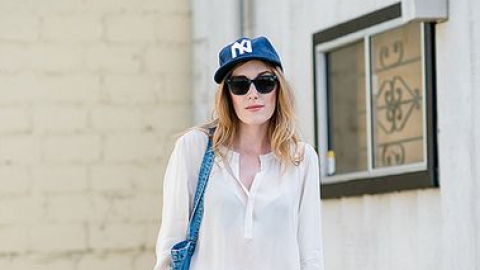 40 Ways to Wear a Baseball Cap | StyleCaster