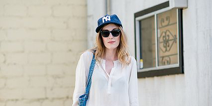 40 Fashion-Forward Ways to Wear a Baseball Cap This Spring