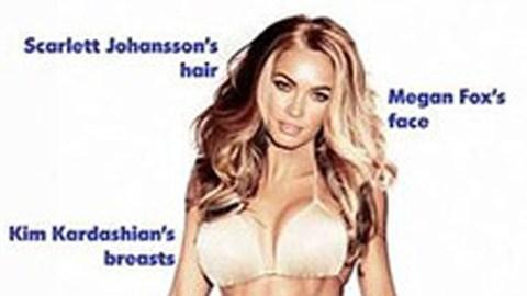 Men Love Kim K's Curves   StyleCaster