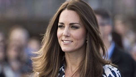 Duchess' DVF Dress Sold Out in Seconds | StyleCaster