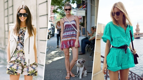 9 Ways to Wear a Romper This Spring   StyleCaster