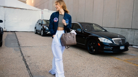 30 Ways to Wear a Crop Top | StyleCaster