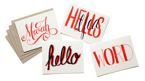 37 So-Cool Note Cards  | StyleCaster