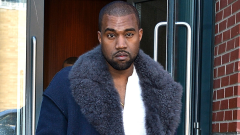 Kanye Wants to 'Dip Kim's Ass In Gold' | StyleCaster